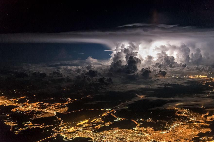 Santiago Borja zdjęcia burz