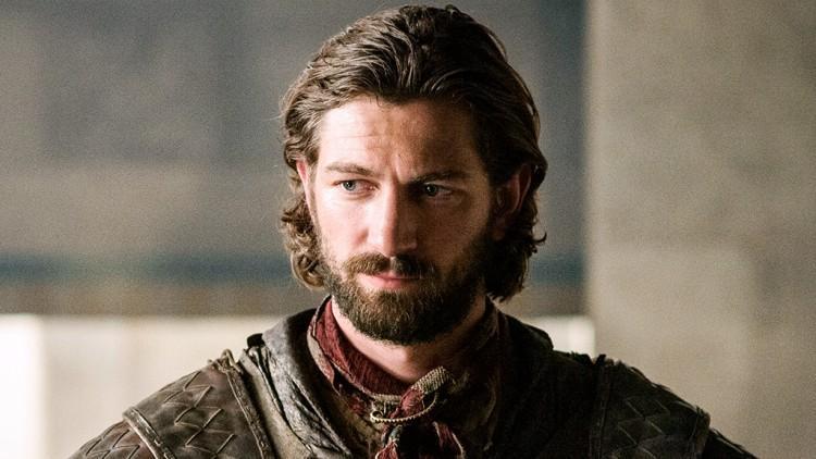 Gra o tron Daario Naharis
