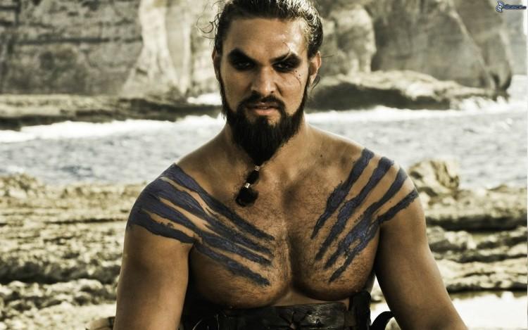 Gra o tron Khal Drogo