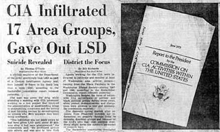 Program CIA z LSD