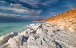 Morze Martwe sól ciekawostki