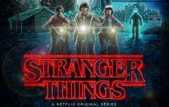stranger things plakat