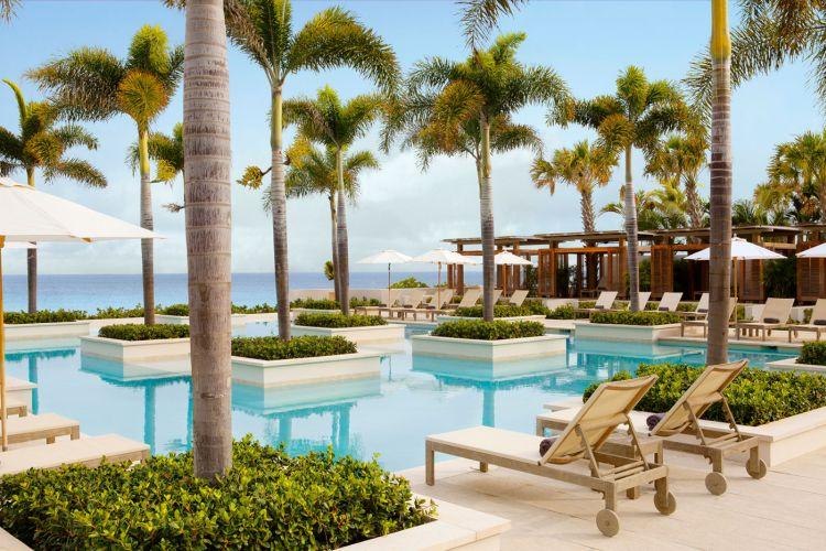 Anguilla luksusowy hotel