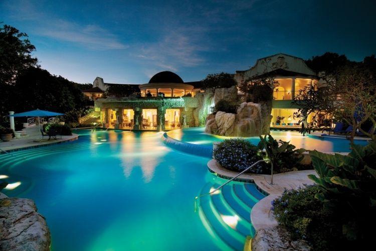Barbados luksusowy hotel