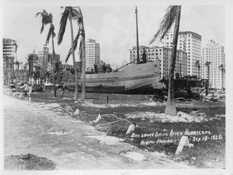Huragan Great Miami