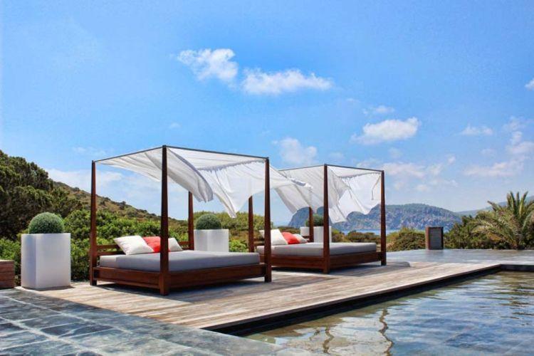 Isla Tagomago luksusowy hotel