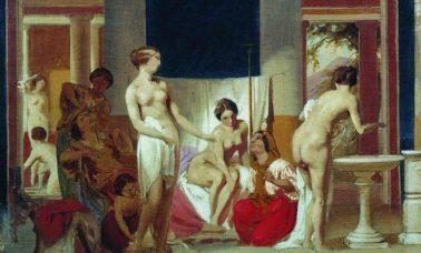 Kosmetyki w strożytnym Rzymie