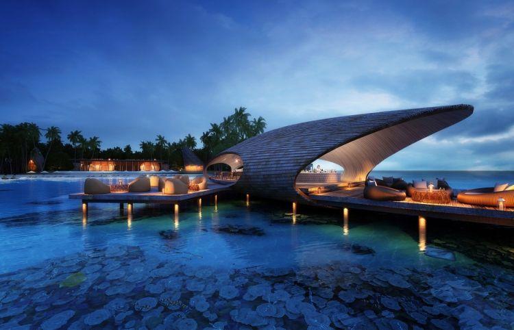 Malediwy luksusowy hotel