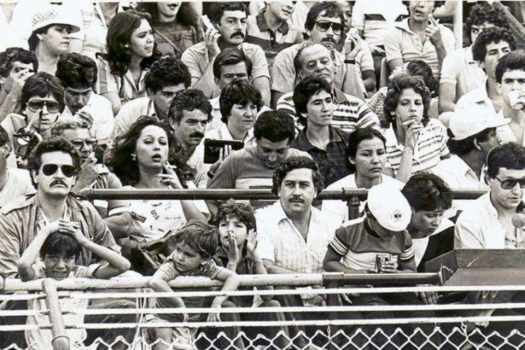 Pablo Escobar atletico