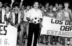 Pablo Escobar football