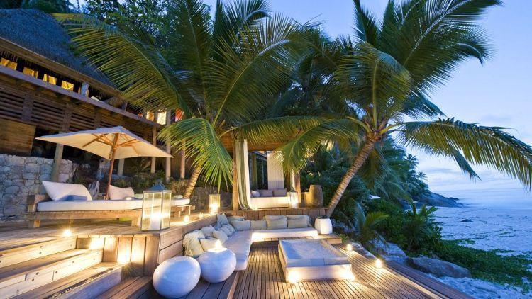 Seszele luksusowy hotel