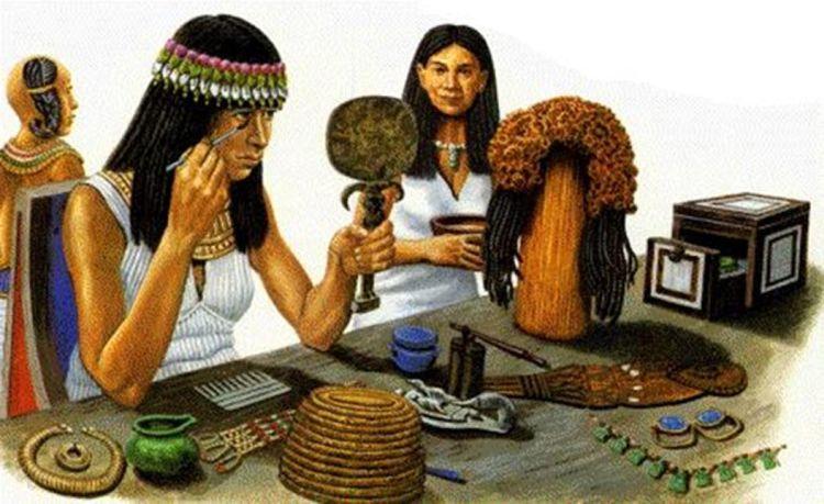 Kosmetyki w starożytnym Egipcie