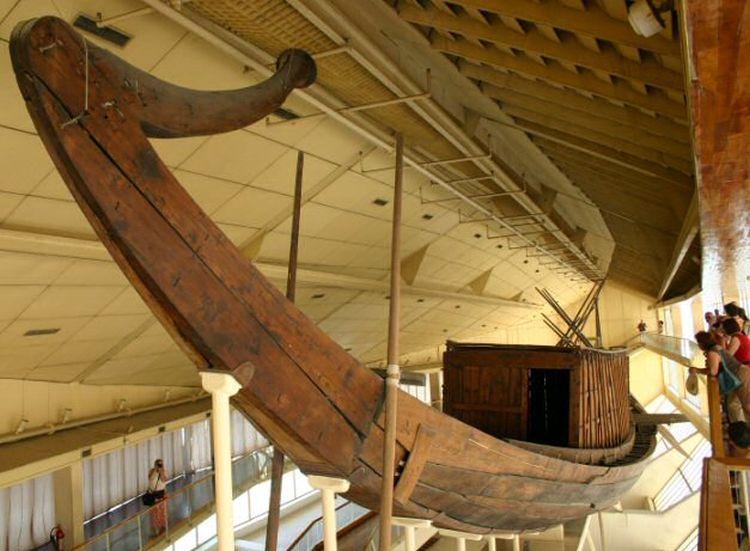 Statek Cheopsa