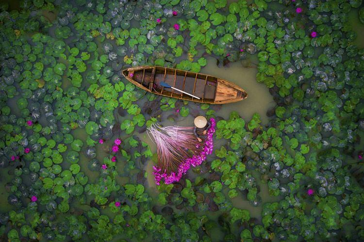 Najlepsze zdjęcia zrobione dronami - International Drone Photography Contest 2017