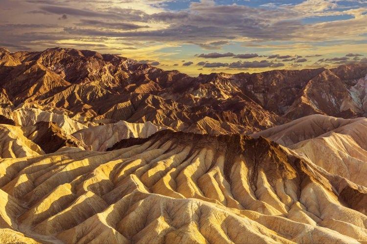 Zabriskie Point, Dolina Śmierci