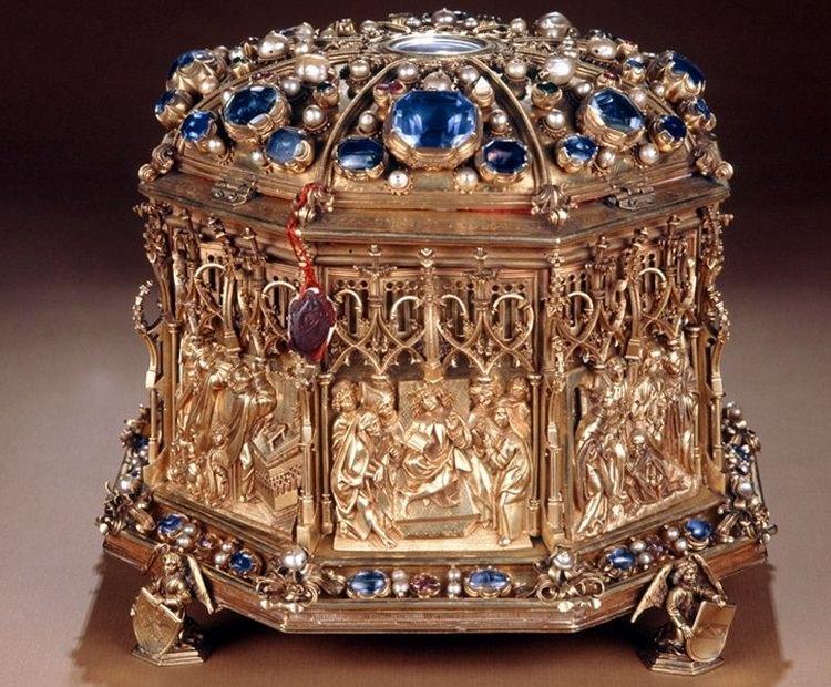 Relikwiarz świętego Stanisława