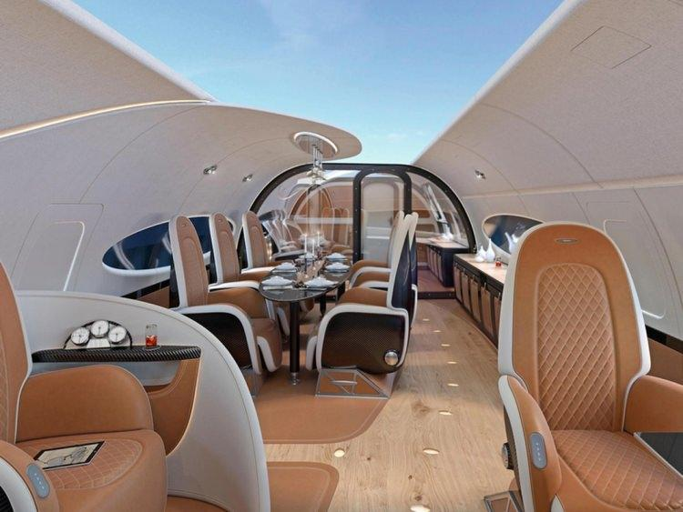 samolot Airbus ACJ319neo infinito