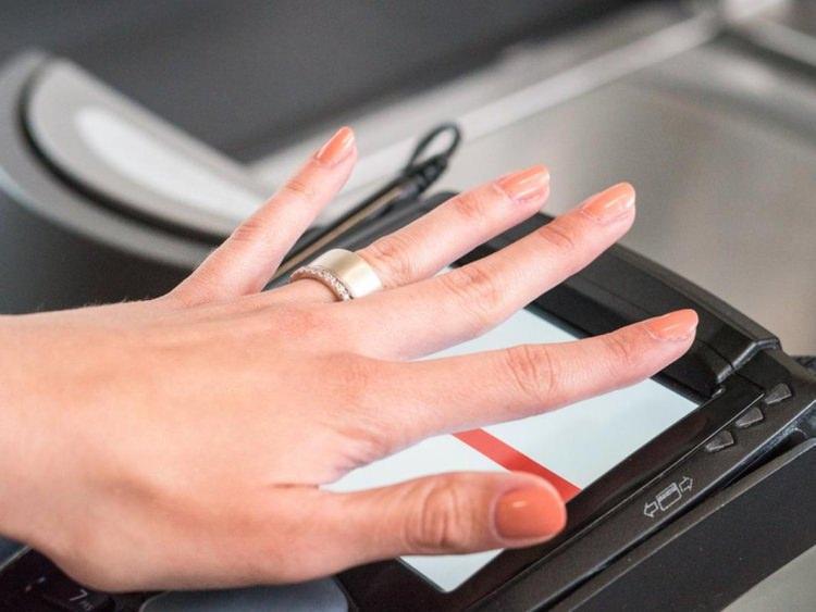 Token - biometryczny pierścionek
