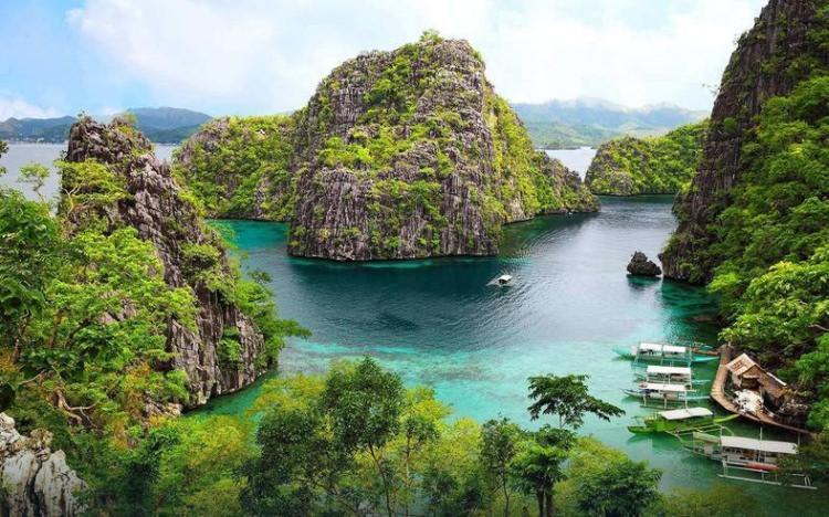 najładniejsze wyspy świata