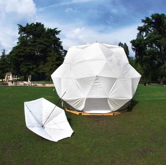 Umbrella Hous – namiot parasolowy