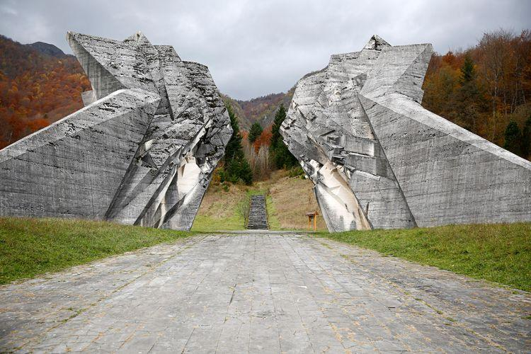 Bitwa nad Sutjeską (Sutjeska, Bośnia i Hercegowina)