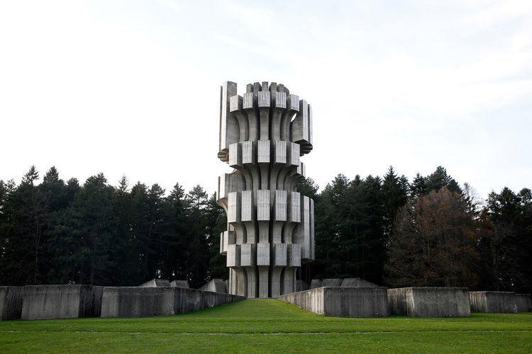 Pomnik Rewolucji(Mrakovica, Bośnia i Hercegowina)