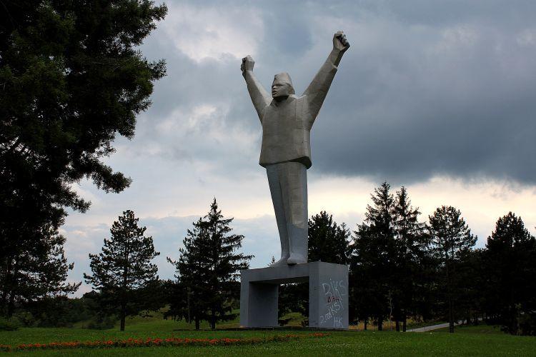 Pomnik Stjepana Filipovica 2