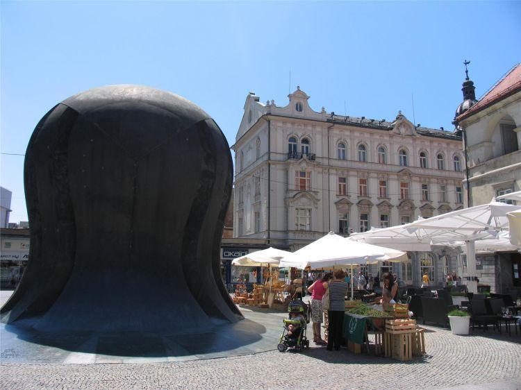 Pomnik Walki Narodowowyzwolenczej 2 Maribor Słowenia
