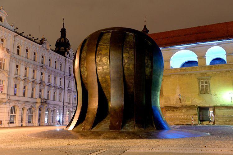 Pomnik Walki Narodowowyzwoleńczej Maribor Słowenia