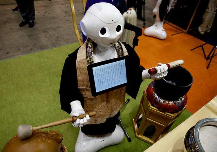 Robot pogrzebowy