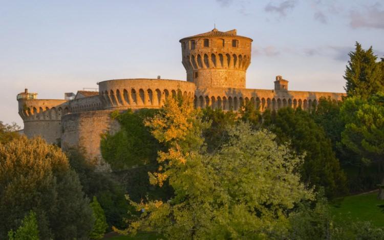 Fortezza Medicea więzienie