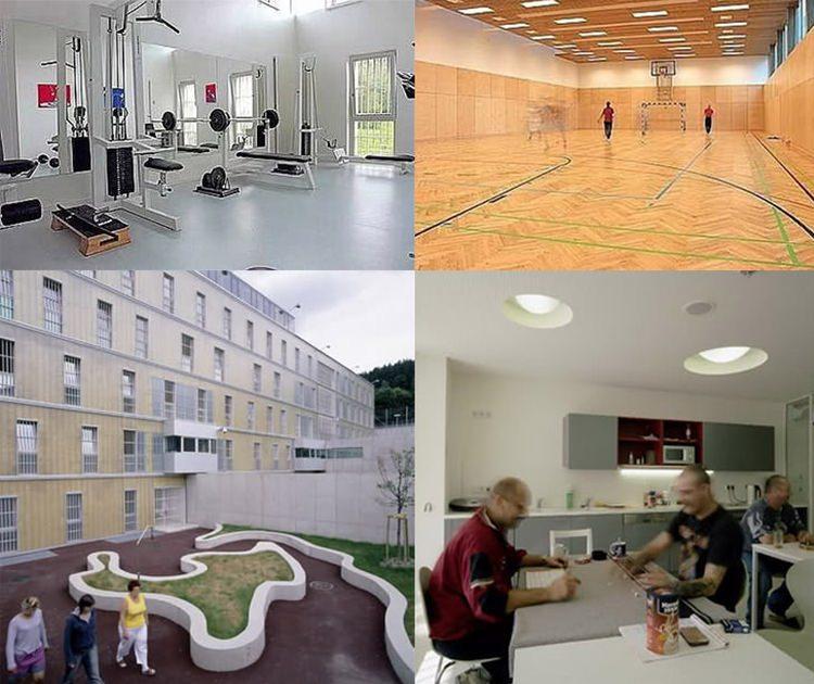 Justizzentrum Leoben - Austria
