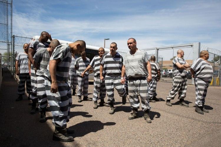 Więzienie w Maricopa County, USA