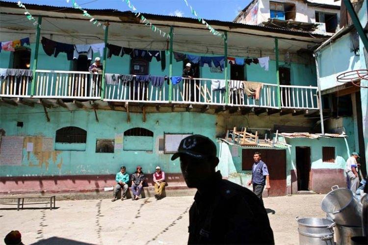 San Pedro - więzienie w Boliwii
