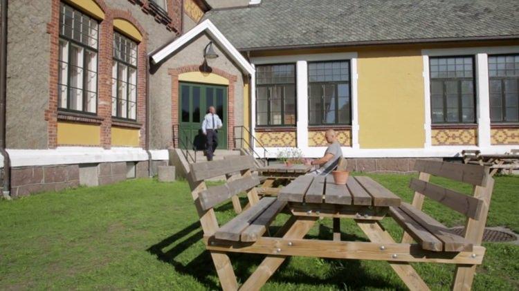 więzienie Bastoy w Norwegii
