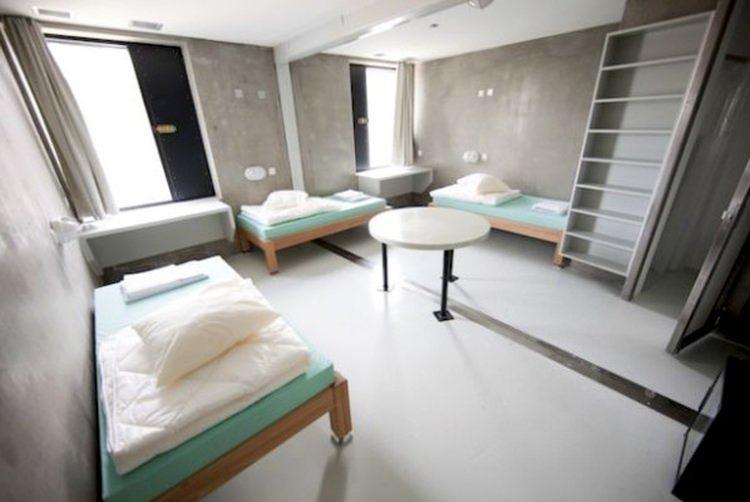 więzienie Champ Dollon w Szwajcarii