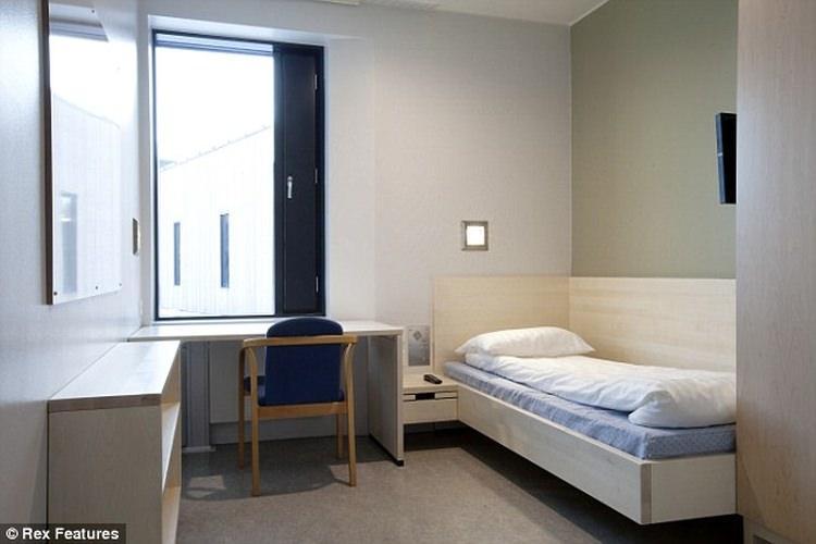 Więzienie Halden w Norwegii