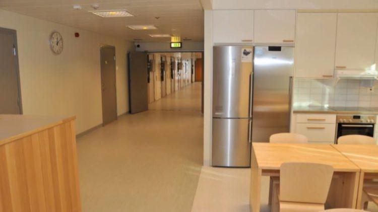 więzienie Sollentuna, Szwecja