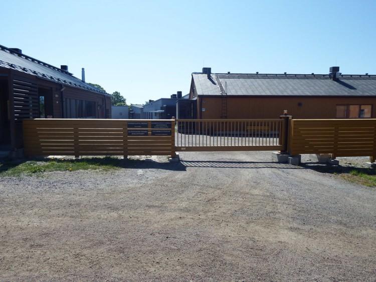 Więzienie Suomenlinna w Finlandii