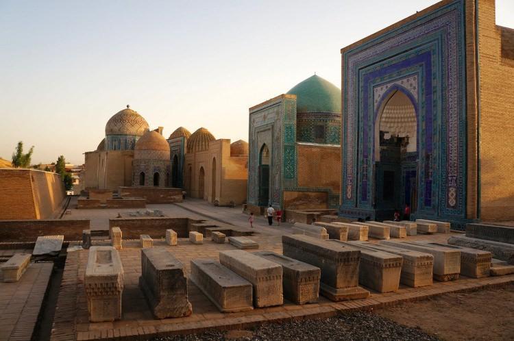 Nekropolia Shahi Zinda