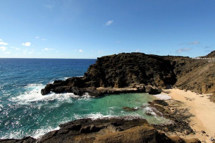 Hawaje - raj dla surferów