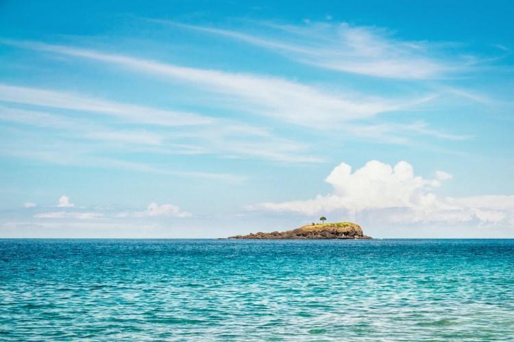 indonezyjski Pulau Lapang