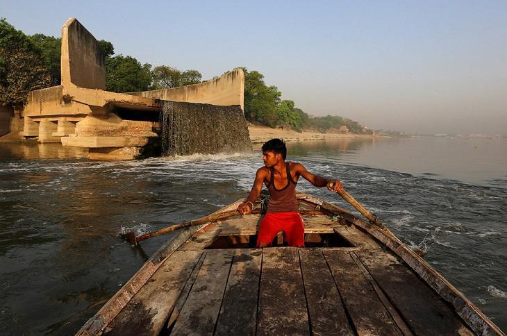 rzeka Ganges