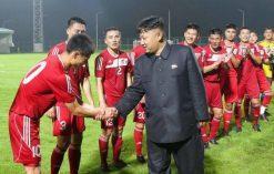Korea Polnocna football