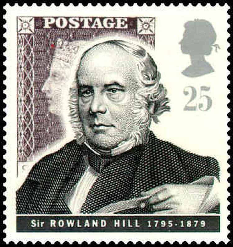 Rowland Hill