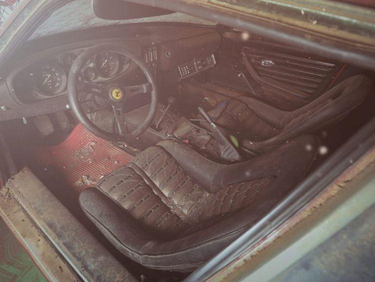 Ferrari Daytona z 1968 roku