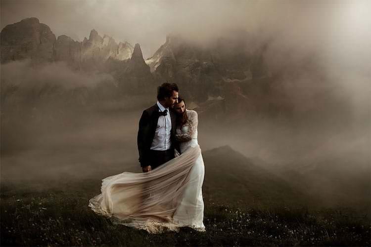 Najlepsze zdjęcia z sesji ślubnych na świecie