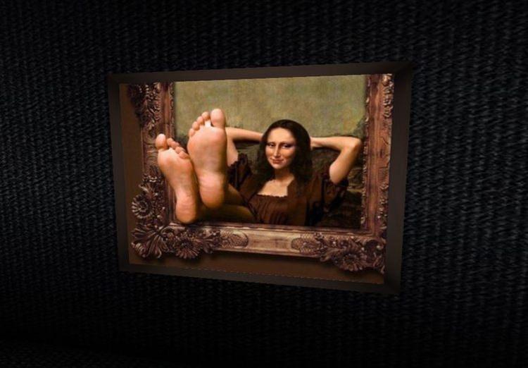 Mona Lisa usmiech