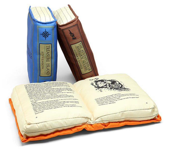 poduszka książka