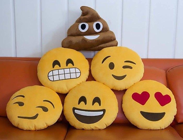 poduszki emoji